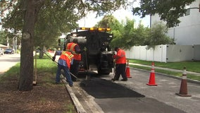 City of Tampa opens portal, promising 72-hour turnaround time for most road repairs