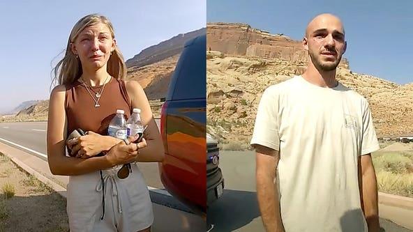 Gabby Petito case: Dispatch recordings show Utah police were told male struck female