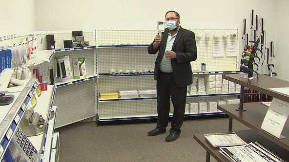 Store for visually impaired gives customers independence