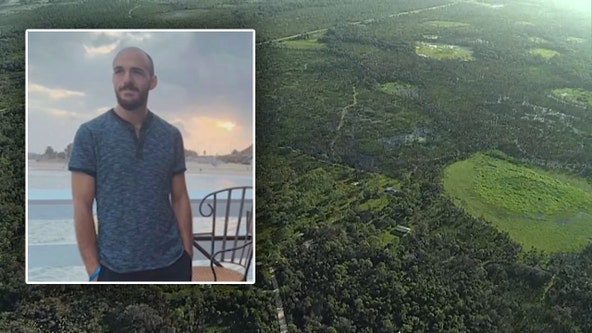Search for Brian Laundrie in 25,000-acre Florida preserve enters fifth day