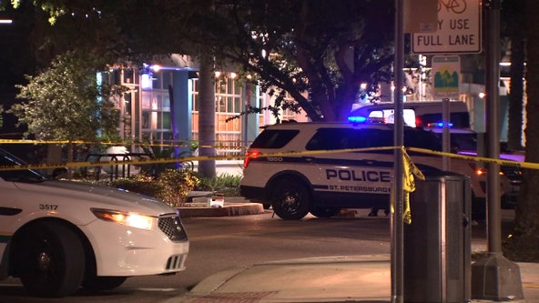 One dead following road-rage shooting in downtown St. Pete; no suspect in custody, police say