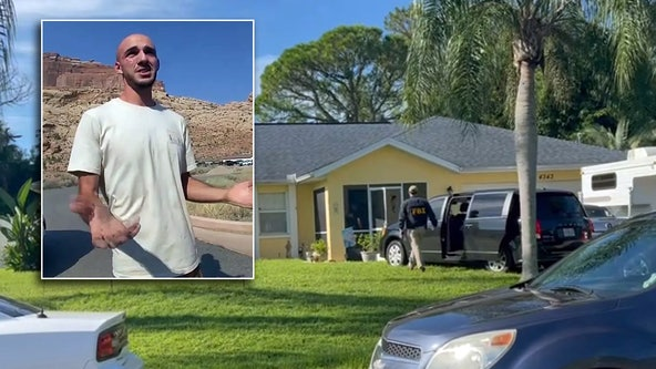 FBI searches Laundrie family home in connection with Gabby Petito's disappearance