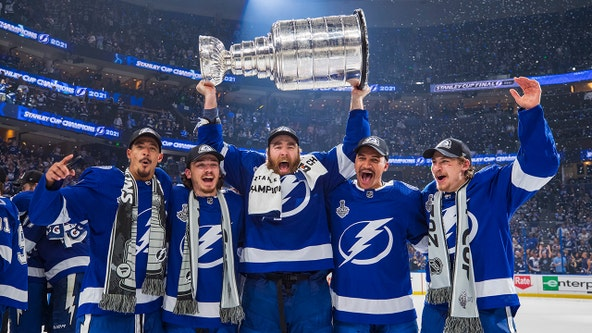 BriseBois: All Tampa Bay Lightning players are vaccinated against COVID-19