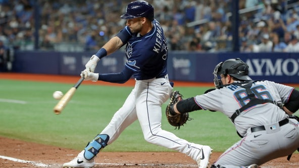 Rays beat Marlins 8-0 as Yarbrough goes 6 strong in relief