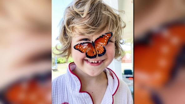 'I'm brave': Childhood cancer survivor unveils new reptile enclosures at Tarpon Springs animal sanctuary