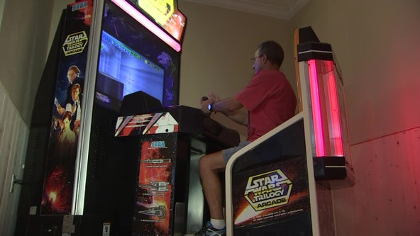 Clearwater man brings memories back to life with vintage video game