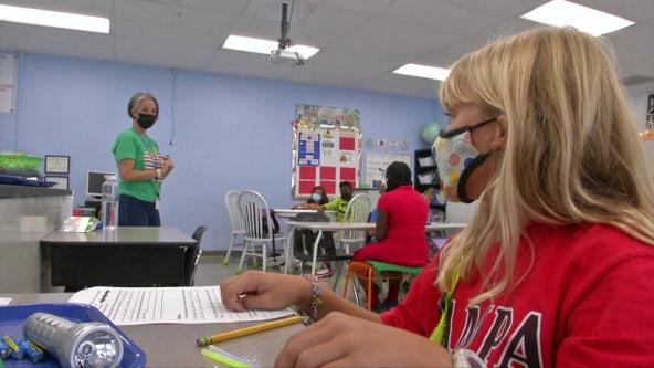 Feds warn state over school board money