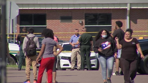 Deputies respond to Kathleen High School after rowdy student protest