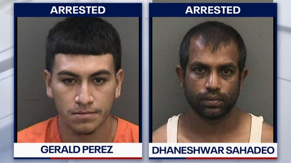 Two arrested after pointing lasers at Tampa police helicopter in separate incidents