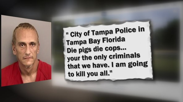Judge waves off plea deal for Tampa man accused of threatening to kill police