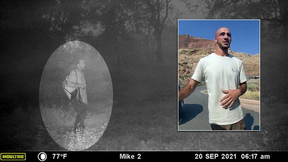 Panhandle deputies 'actively checking' trail cam photo that some feel shows Brian Laundrie