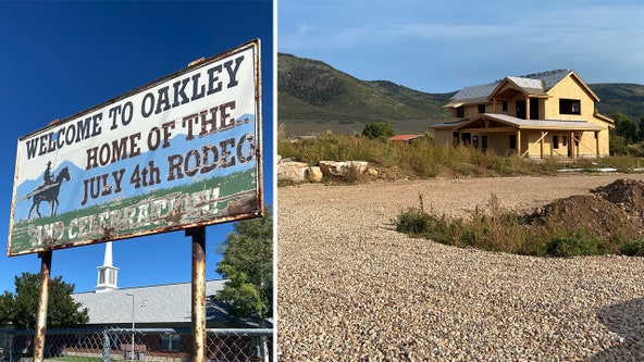 Small Utah town stops construction for six months to conserve water during drought