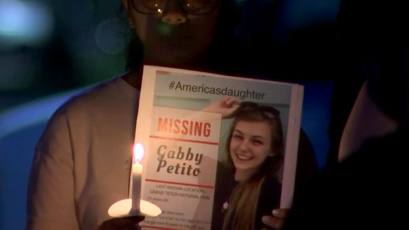 North Port community shows support, solidarity for family of Gabby Petito