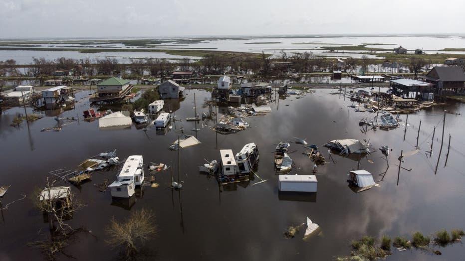 Power Restoration Begins In New Orleans After Ida Wrecked Grid