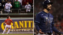 Ground Rule Trouble: Red Sox bounce Tampa Bay Rays in 13 on odd call