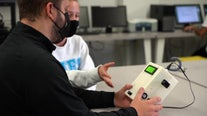 Tampa college students invent device that doubles ventilator capability