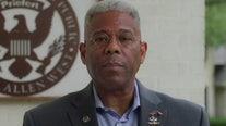 Former Florida congressman Allen West hospitalized with COVID-19
