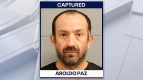 Fugitive Polk County murder suspect captured in Texas