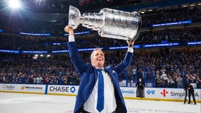 Tampa Bay Lightning's Jon Cooper signs 3-year contract extension