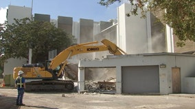 Demolition of old St. Pete police headquarters begins, paving way for mixed-use development