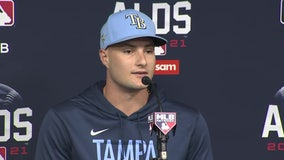 Former USF Bull turned Rays pitcher makes MLB history 2 years in a row