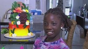 Tampa nurse helps foster children celebrate birthdays
