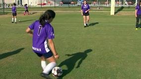 Florida Polytechnic University kicks off school's first women's sports team with soccer