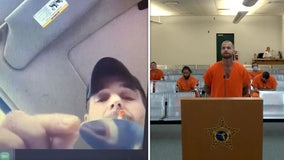 Judge gives break to defendant seen doing drugs during virtual court hearing
