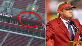Jon Gruden's name officially removed from Buccaneers' Ring of Honor