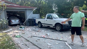 ATF investigating Seffner home explosion that seriously injured man and woman