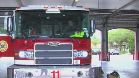Lakeland firefighters relieved to work less overtime as COVID-19 surge slows