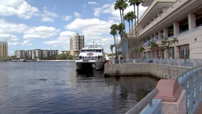 Cross Bay Ferry returns with extended evening hours