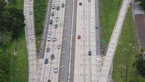 First work to expand I-275 at I-4 in Tampa begins Monday