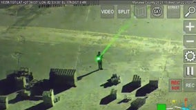Florida 3rd in US for laser attacks on aircraft, FAA says