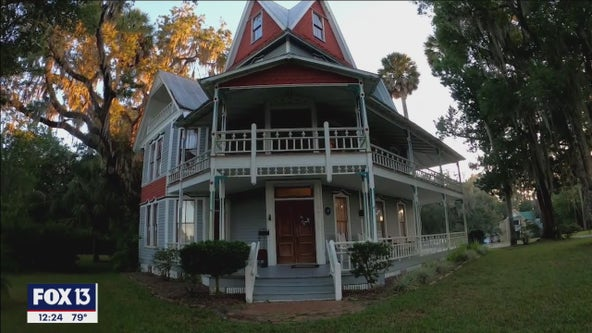 Is this Florida's most haunted house?