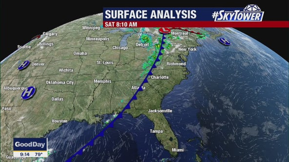 'Meaningful' cold front to bring fall-like temperatures to Bay Area