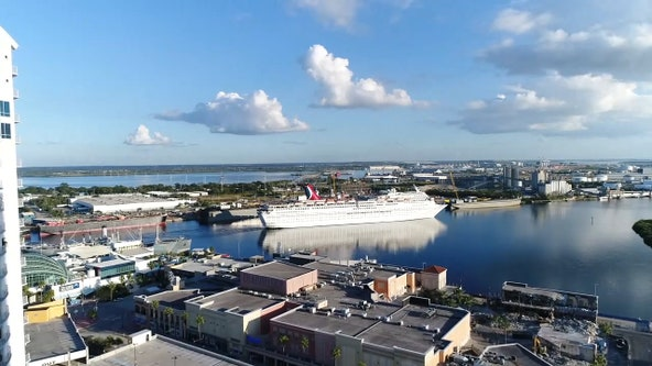 After more than a year, cruises return to Port Tampa Bay