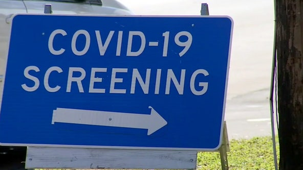 Doctors hopeful after 2 months of declining COVID-19 infections in Florida