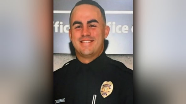 18-year-old man arrested in fatal shooting of South Florida police officer