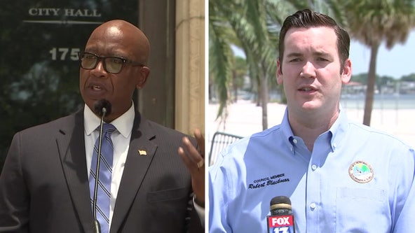 Candidates eye 16-point polling spread as St. Pete's mayoral race enters final week