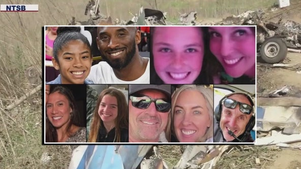 Vanessa Bryant files suit against first responders who took photos of helicopter crash