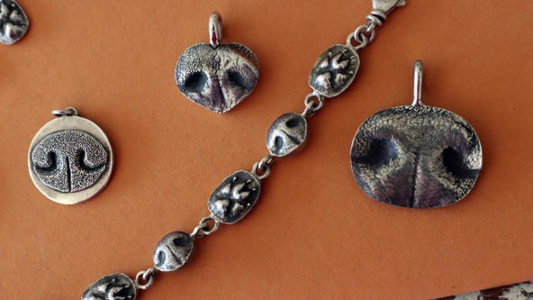 If you can mold it, this Pinellas artist says she'll turn it into jewelry