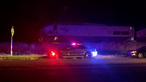 Pedestrian hit by train near E MLK Blvd. in Dover