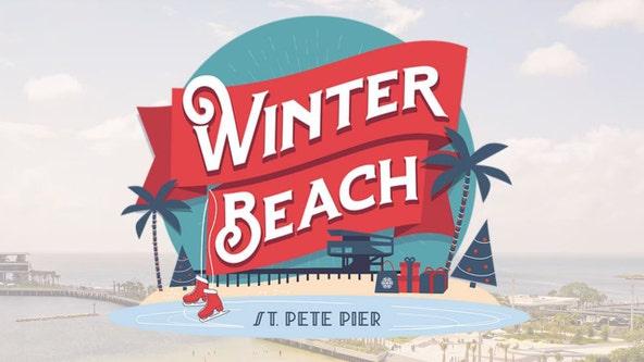 St. Pete pier announces outdoor ice rink, winter festival starting Nov. 20