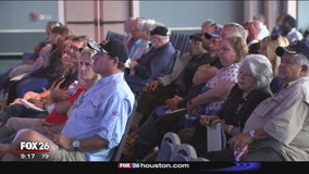 Galveston County residents attend active shooter training