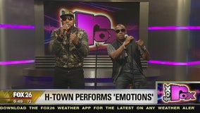 H-Town performs 'Emotions'