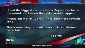 Bayou City Buzz - Beyonce on J. Balvin song