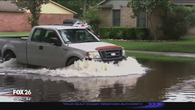 Roads still underwater in Sugar Land as residents brace for more rain