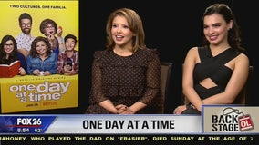 Go Backstage - 'One Day At A Time' (Justina Machado & Isabella Gomez)
