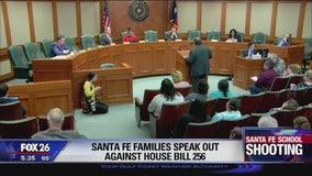 Santa Fe families speak out against House Bill 256